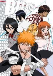 BLEACH!!! naruto is no longer anime! >:(