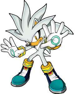 Silver Teh Hedgehog !
