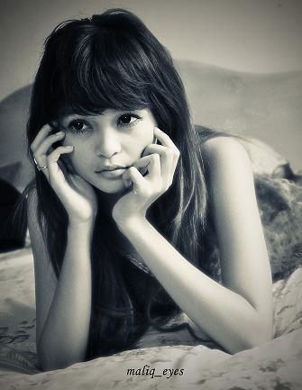 My شبیہ counts? P.s. This is not me, but I like her face & hair.