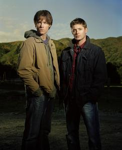 [b][i]SUPERNATURAL[/i][/b]!! Has been, is and always will be an amazing show. It's actually way beyond amazing.