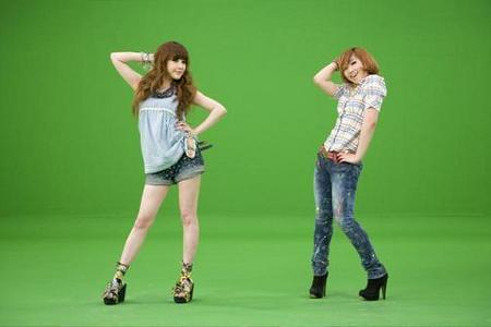 Bom and Minzy!!
