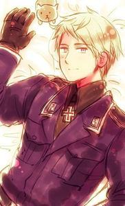 No, I'm on team Prussia, yo. Bl