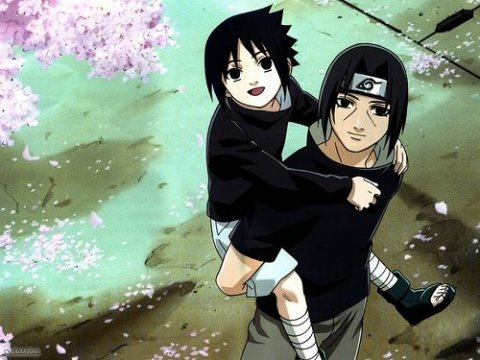 Sasuke and Itachi :D