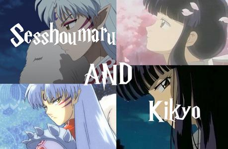 It's hard, but... my choice's INUYASHA! And my favorit character... SESSHOUMARU and KIKYO!!