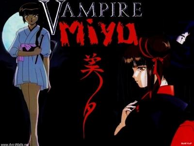 Soooooo many to choose from.... My #1 though is Vampire Princess Miyu!!!! Miyu is my favorit character!!!