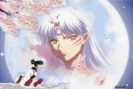 I chose my user name because at the time I was really into the near-miss relationship of Sesshomaru and Kagura, and so I thought about Sesshy's Wind, therefore came up with sesshyswind. At the time I don't know what else I would have come up with, probably something I would have grown to hate sa pamamagitan ng now lol. But if I could change it however, I would be known as MoonofYomi, like on my Fanfiction and YouTube accounts. Since my obsessions have switched from Sesshomaru and Kagura to Sesshomaru and Yomi :3
