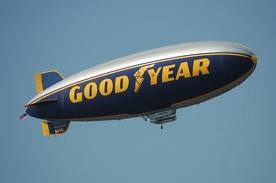 why yes. i just happen to be rich and own my own private blimp! its called the Good سال blimp. ever heard of it? :)