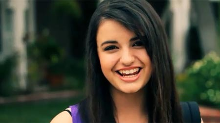 Yeah. The girl in the picture below. It's just sad how untalented she is.