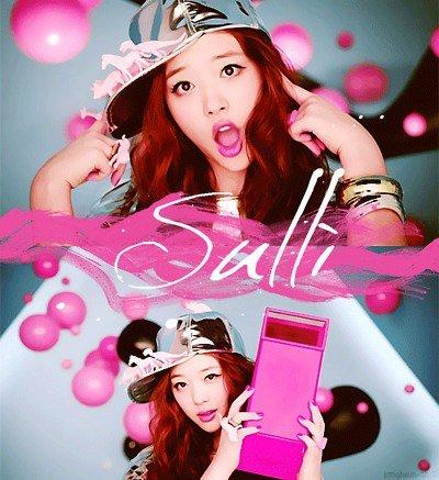Sulli~ the cutest in F(X)