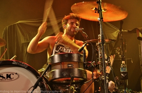 Jake Bundrick. He's the only Mayday Parade member I haven't met yet, goddammit.