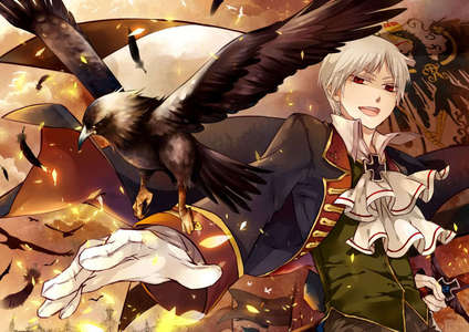 Everyone else in da world is doing it so why not, let's ALL answer this with things relating to Prussia! ...He's nothing compared to this guy.