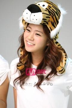 Tiger hat Seungyon from kara:)