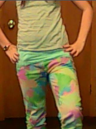 I am... a pair of pants