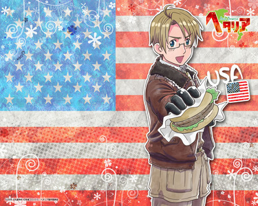 America. But I also like Italy and Germany!