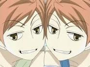 Hikaru and Kaoru! ( i can;t pick one! ) I flip 4 twins! ^_^