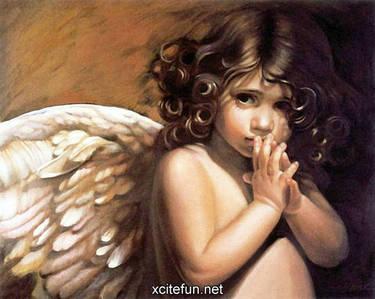 ^ ^ i am an ángel