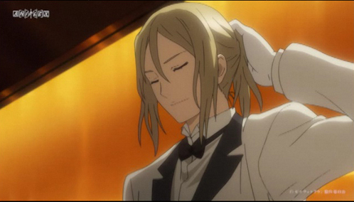 """Tsutsugami Gai from Guilty Crown i really cinta him everytime i see him Fangirl mode """"ON"""""""
