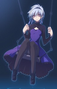 I personally think Yin from Darker Than Black is one of the prettiest Anime characters in that series~ (I normally wouldn't post her, but I want to try something new for a little bit~)