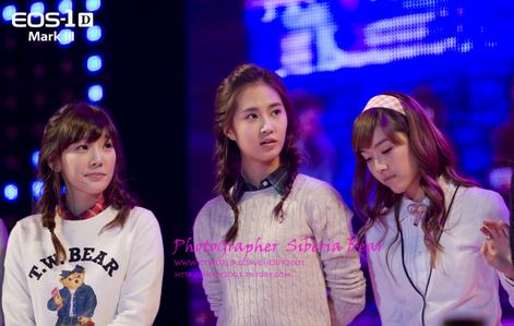 Taeyeon and Yuri :)