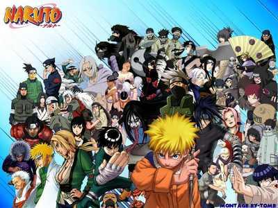 my kegemaran Anime tunjuk is Naruto