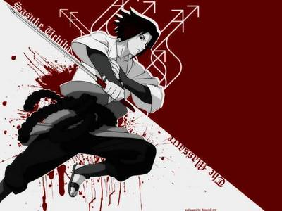 my favorit anime is naruto and naruto shippuden and in naruto my favorit characteris !!!!!!SASUKE UCHIHA!!!!!!!!! IS SO COOL AND HOT