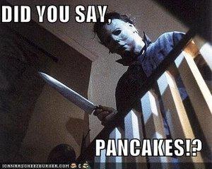 I want pannekoeken, pannenkoeken and wheres the vraag at broski