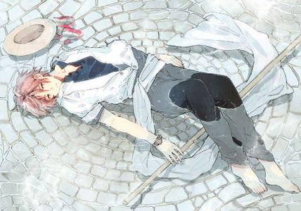 I want to become one with Father Italy Ve~! @^ω^-