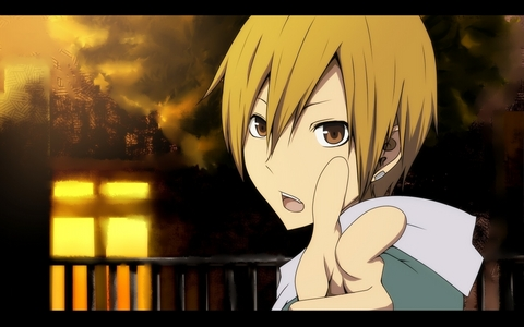 defenitly kida masaomi!~ from durarara