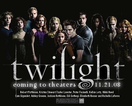 Moral of the Twilight Saga: Be loyal to your loved ones and love without restraint <3 : )