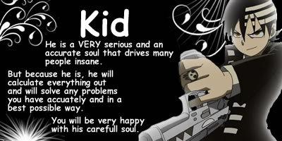 I got Kid~ <3