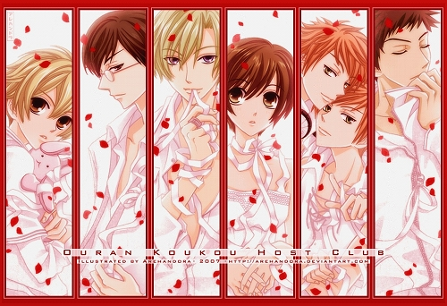 dont have one..... i like my animes to have a mix of both genders <3