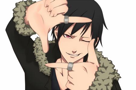 Girls: . ENMA AI (BEST AND FAVORITE) . Haruno Sakura . Inoue Orihime . Kuran Yuuki . Yin Boys: . Kaname Kuran . Ulquiorra Cifer . Yunoki Azuma . Kyouya Ootouri . Orihara Izaya . Heiwajima Shizuo . Sasuke Uchiha . Tsuruga Ren . Ichimoku Ren . Aizen Sosuke (ruler of the arrancars) . Sasame . Kisshu