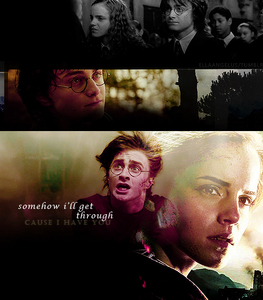 Harry/Hermione Forever!! <3