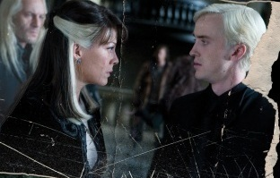 I'm going to go out on a limb and say Narcissa. She's very dedicated to her family, and she's a lot stronger than people give her credit for. She defied the Dark Lord to save her son when she made the Unbreakable Vow with Snape, and she probably saved Harry's life when she lied to him about Harry being dead.