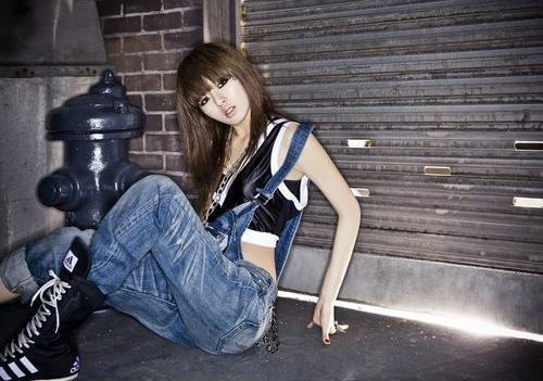 Hyuna ^^ <3