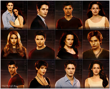 Vampires or Werewolves? - Twilight Series Answers - Fanpop
