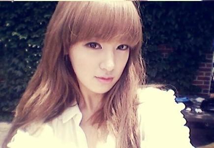 my beautiful jooyeon. she should be مزید famous <3