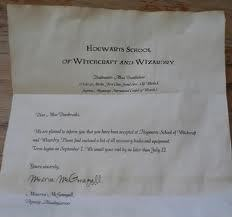 Just look....... McGonagall even signed!!!