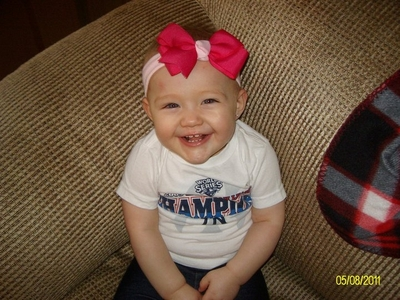 why of course I do! Its my niece for crying out loud! But its adorable to me not adorkable