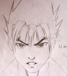No its not anime, but still. Jin Kazama from Tekken: