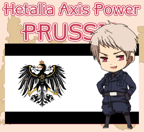 Pretty much. Usually I'd hound on आप for lying and whatnot... But, Prussia...