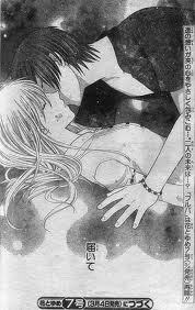 Kyo kisses Tohru in her sleep!!!!!!!!