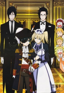 Black Butler 2 i think its so funny!