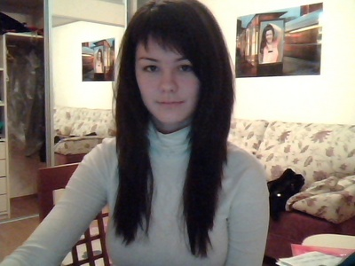 it's me :) i've got a new haircut!))) and im happy with it :D