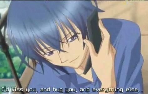 <b>Here's a picture of Ikuto-kun!,hope u like it!^^</b>