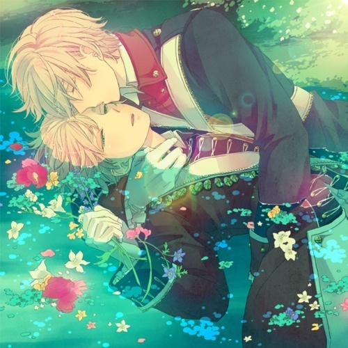 One of the only yaoi couples that I'll ship (and yes I totally stal this picture from Heartisalone).