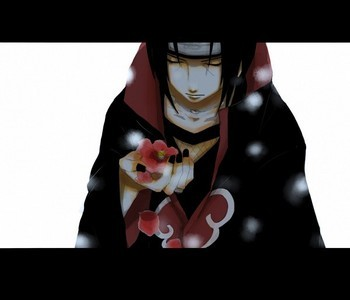 Well I would say me in itachi are alike in some ways. I like to keep to myself most of the time; and doesn't actually let anyone in I don't really know . I mostly only talk to the people I've known for the longest like my best freinds and my family. Anyone else nah. I like to stay in my room and read sometimes and doesn't wana really talk to anyone. And I seem to get pissed of quick, and be very evil..xD but then once bạn get to know me i'm the most awesomest person bạn can meet I guess,& nice sweet and funny. But then on the other half I'm thêm like Naruto. I'm really loud and funny. Maybe not annoying. and have a lot of freinds and like to make freinds. It really depends on what mood i'm in I guess. Lolz So I can be either or.:DDD