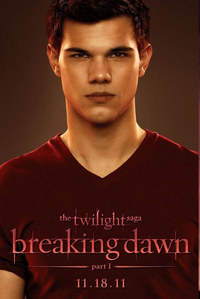 Taylor in Breaking Dawn :)