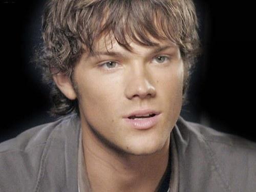 He is pretty.