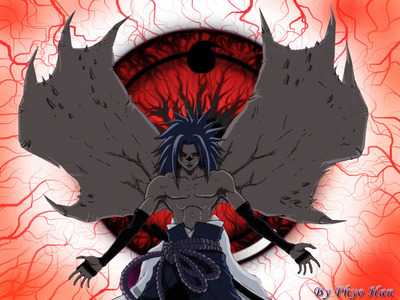 So who else thinks sasuke looks gay and gross in his demon form naruto answers fanpop - Sasuke uchiwa demon ...